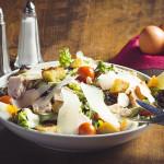 Salade composée - le Grill de Moirans
